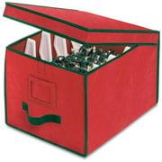 Innovative Storage Designs File Tote Storage Box With Snap