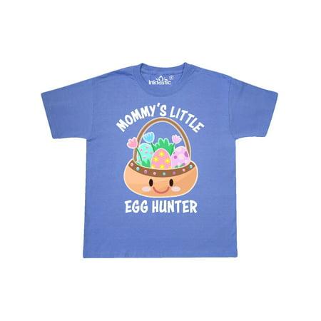 Mommys Little Egg Hunter Youth T-Shirt