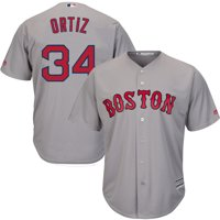 cf6d8f6f Product Image David Ortiz Boston Red Sox Majestic Cool Base Player Jersey -  Gray