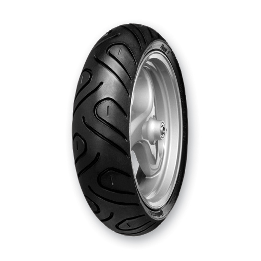 Continental  ZIPPY 1 130/70-12 Front/Rear Tire 2404010000