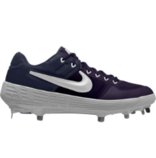 navy nike cleats