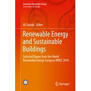Renewable Energy and Sustainable Buildings - eBook