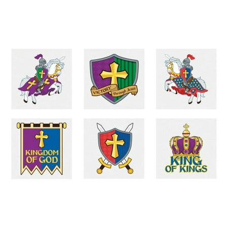 Kingdom VBS Tattoos](Vbs Kingdom Rock)
