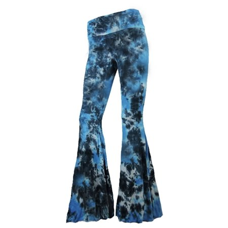 Sugar Rock Sugar Rock Women Tie Dye Palazzo Hippie Pants