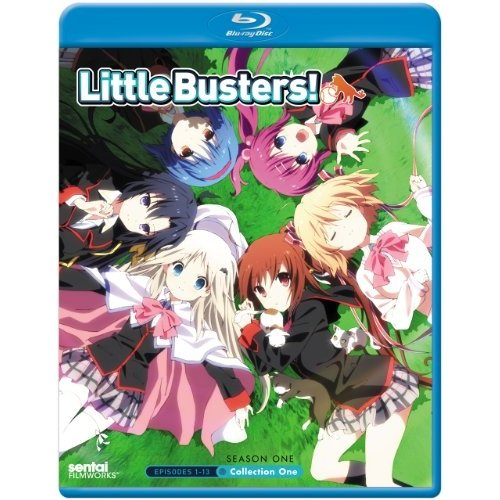 Little Busters! Complete Collection (Blu-ray)