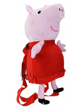 Plush Backpack - - 12 Soft Doll Toys New Licensed 105383