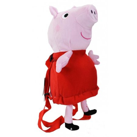 - Plush Backpack - - 12 Soft Doll Toys New Licensed 105383