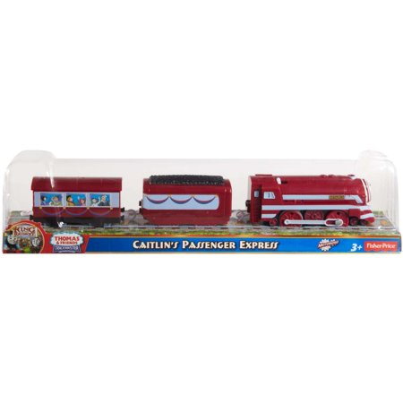 Thomas The Train Caitlin Engine (Thomas The Train Wrapping Paper)
