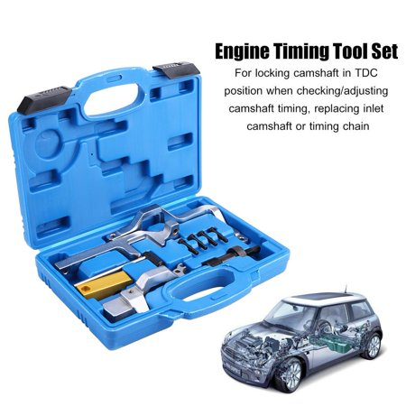 Alignment Set (Dioche Engine Camshaft Alignment Timing Locking Tool Set for BMW N12 N14 Mini Cooper, Engine Locking Timing Tool, Timing Tool Kit )