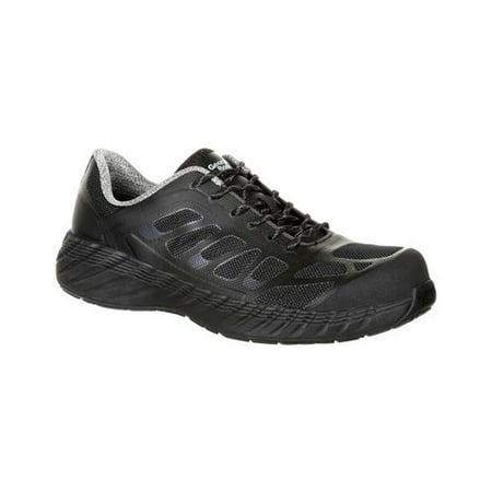 (Men's Georgia Boot GB00220 ReFLX Composite Toe Work Athletic Shoe)