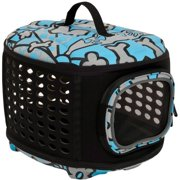 Petmate Curvations Pet Retreat Carrier, Up to 15 lbs