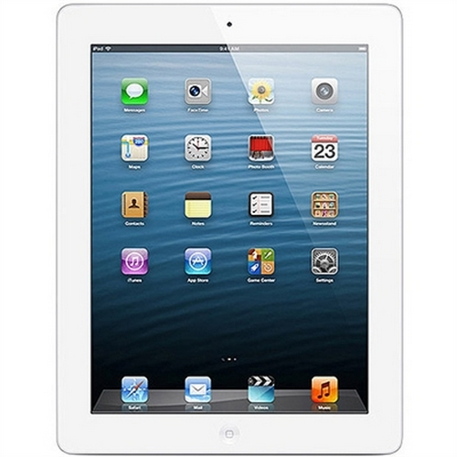 Refurbished Apple iPad 2 MC982LL/A Tablet (16GB, Wifi + AT&T 3G, White) 2nd Generation
