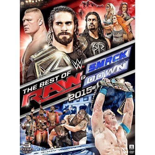 WWE: The Best Of RAW & SmackDown 2015 WWED584907D