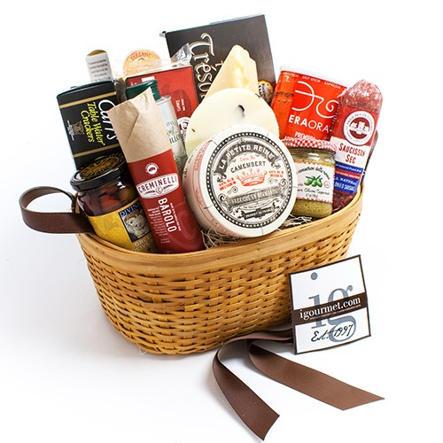 The Foodie Gift Basket