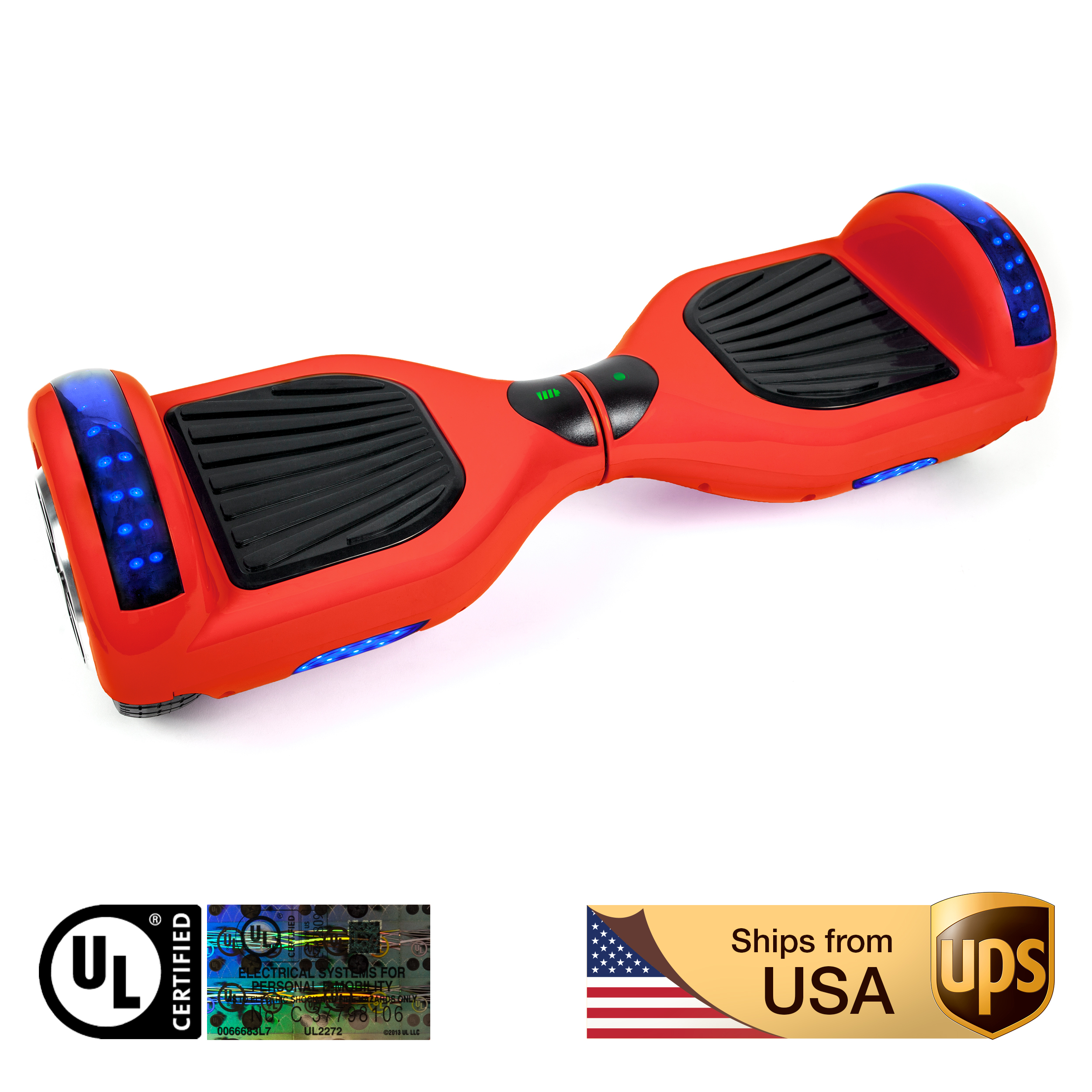"Hoverarea 6.5"" UL2272 Two Wheels Electric Scooter Self Balancing Skateboard... by Hoverarea"