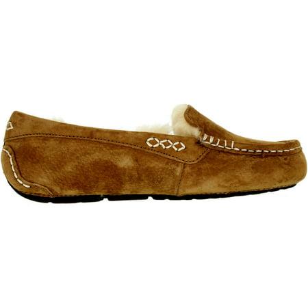 2acb93b1b6a Ugg Women s Ansley Chestnut Ankle-High Wool Slipper - 7M - image 1 ...