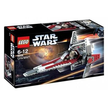 Star Wars Revenge of the Sith V-Wing Fighter Set LEGO