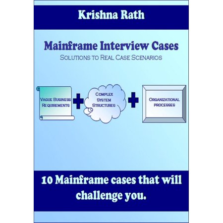 Mainframe Interview Cases - eBook