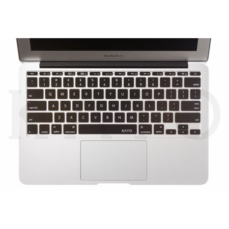 huge discount fa816 40d4a KAYO - AIR 11-inch Keyboard Cover for MacBook Air 11.6