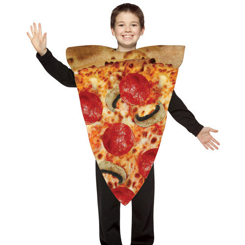 Rasta Imposta Pizza Slice Costume