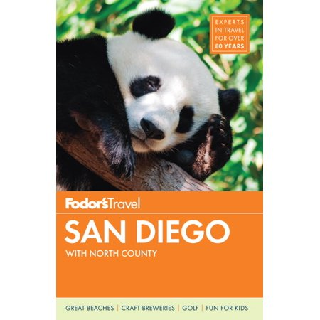Fodor's San Diego : with North County