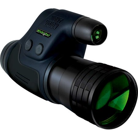 Night Owl Optics NONM4X 4-Power Night Vision Monocular