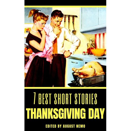 7 best short stories: Thanksgiving Day - eBook