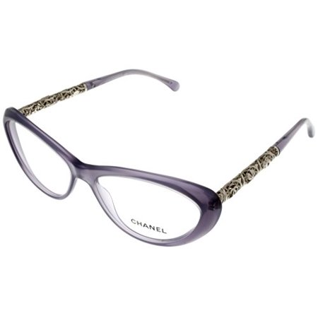 Chanel Prescription Eyewear Frames Bijou Lilac Women CH3270 1271 ...