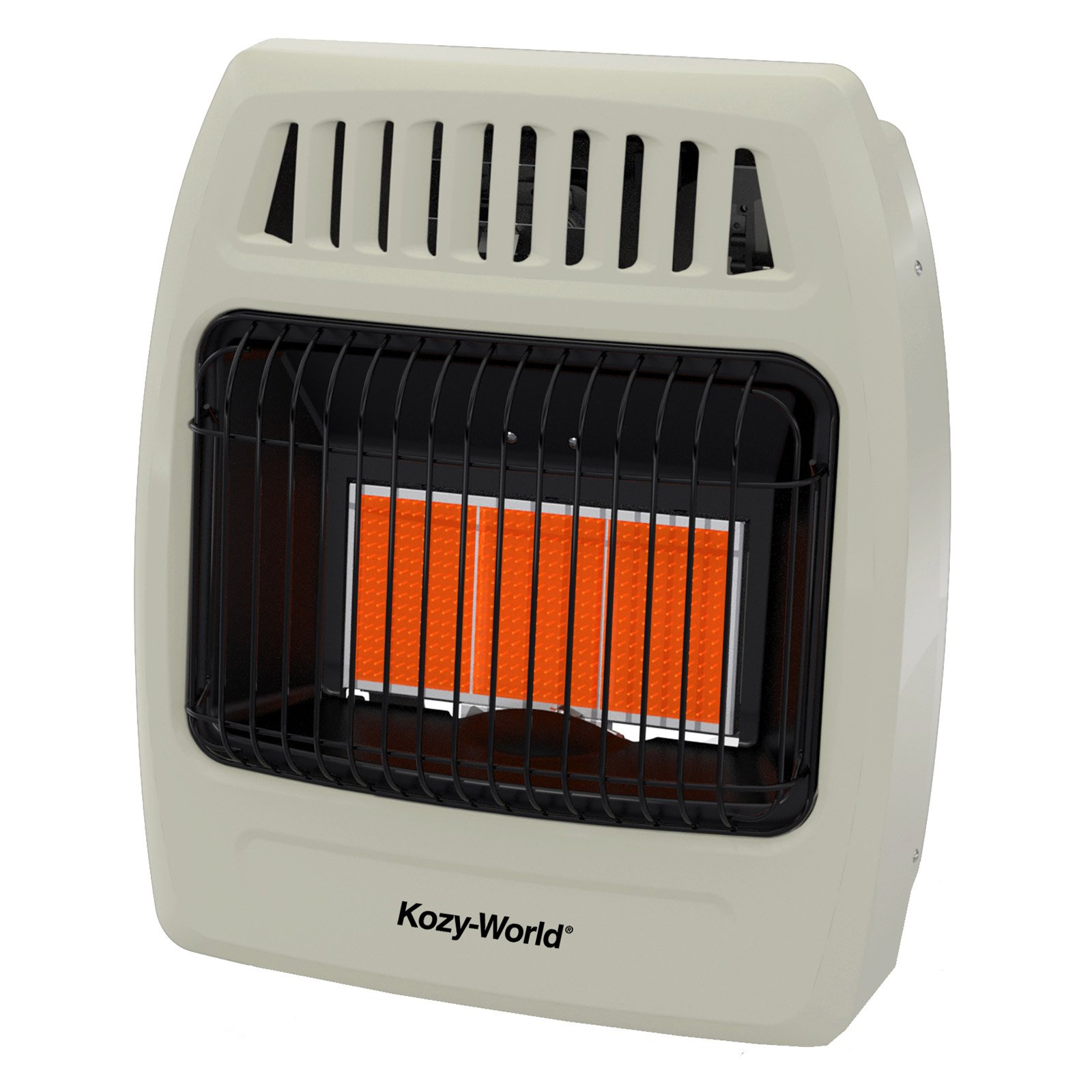 Kozy World KWD325 3 Plaque Infrared Wall Heater