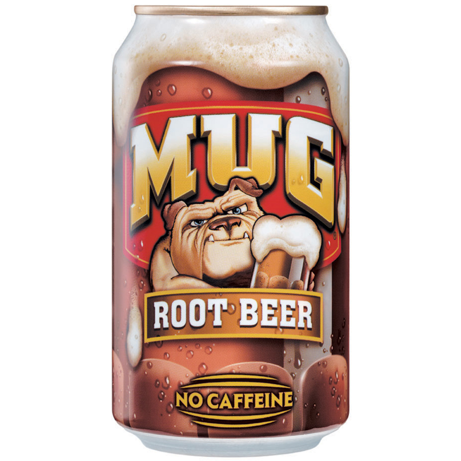 Mug? Root Beer 4 Pack 12 fl. oz. Cans