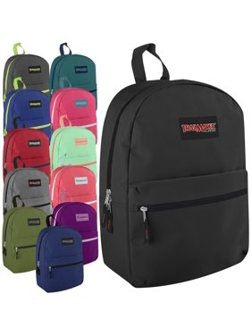 91fa4f75e87 Product Image Lot of 24 Wholesale (TrailMaker) 17 Inch Backpacks - 12  Different Colors