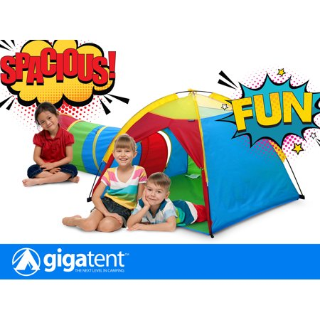 Kids Play Tent & Tunnel
