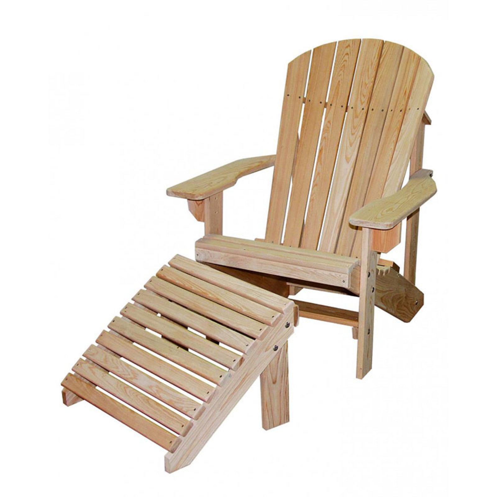 Hershy Way Cypress Patio Adirondack Chair