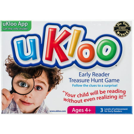 Treasure Hunt Game Early Reader