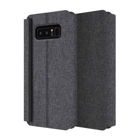 Incipio Carnaby Folio Samsung Galaxy Note 8 Case [Esquire Series] with Card Slot Holder and Rotating Base for Samsung Galaxy Note 8 - (Incipio Frequency Case For Samsung Galaxy S4)