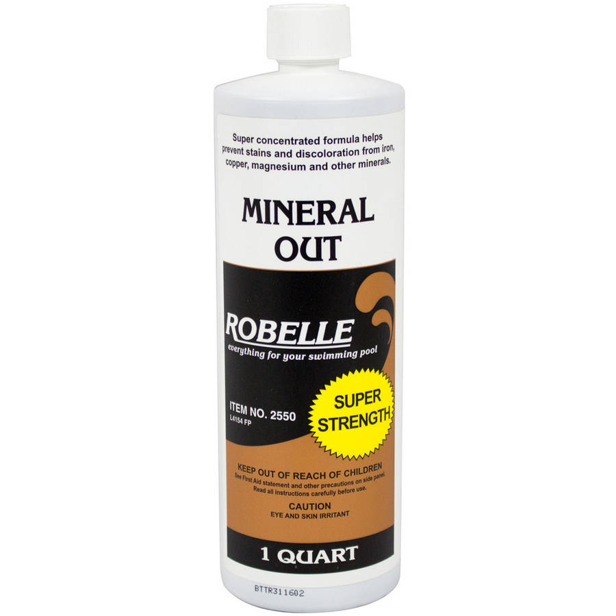 Robelle Mineral Out Stain Remover for Swimming Pools