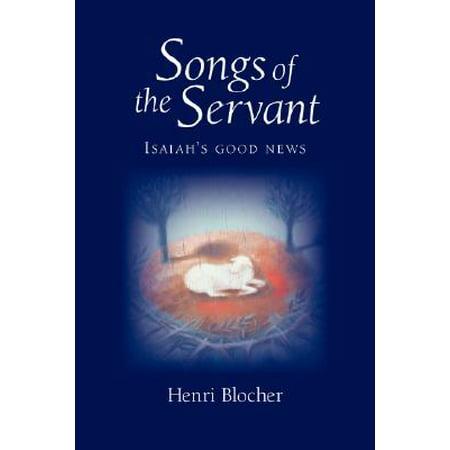 Songs of the Servant : Isaiah's Good News](Good Halloween Songs 2017)
