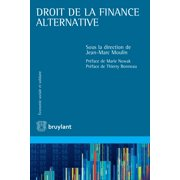 Droit de la finance alternative - eBook