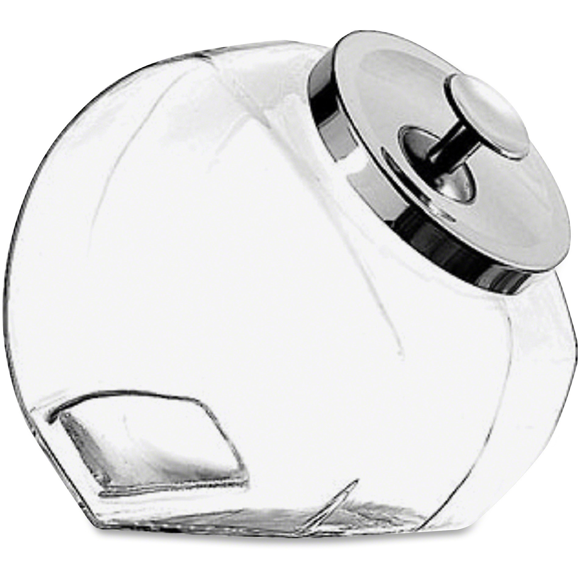 Office Settings Penny Candy Display Container, Clear, 1 / Each (Quantity)