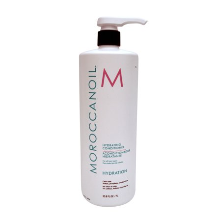 Moroccan Oil Hydrating Conditioner, 33.8 Ounce (Sebastian Hydrating Conditioner)