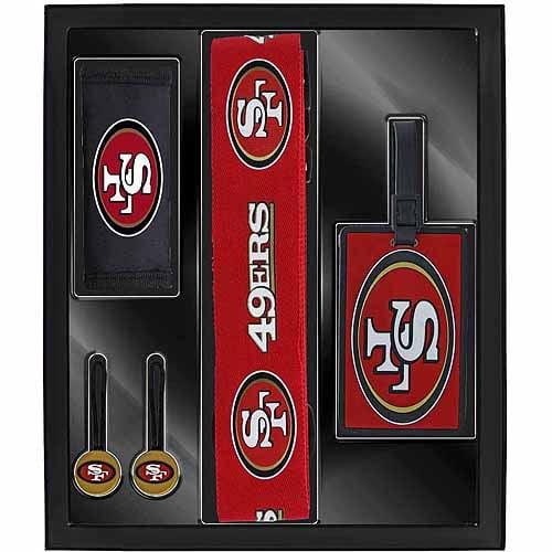 Aminco Sports 5-Piece Travel Box Set, 49ers