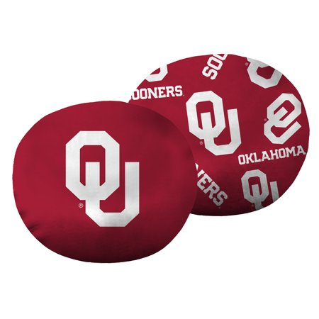 "NCAA Oklahoma Sooners 11"" Cloud Pillow, 1 Each"