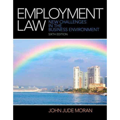 Employment Law: New Challenges in the Business Environment