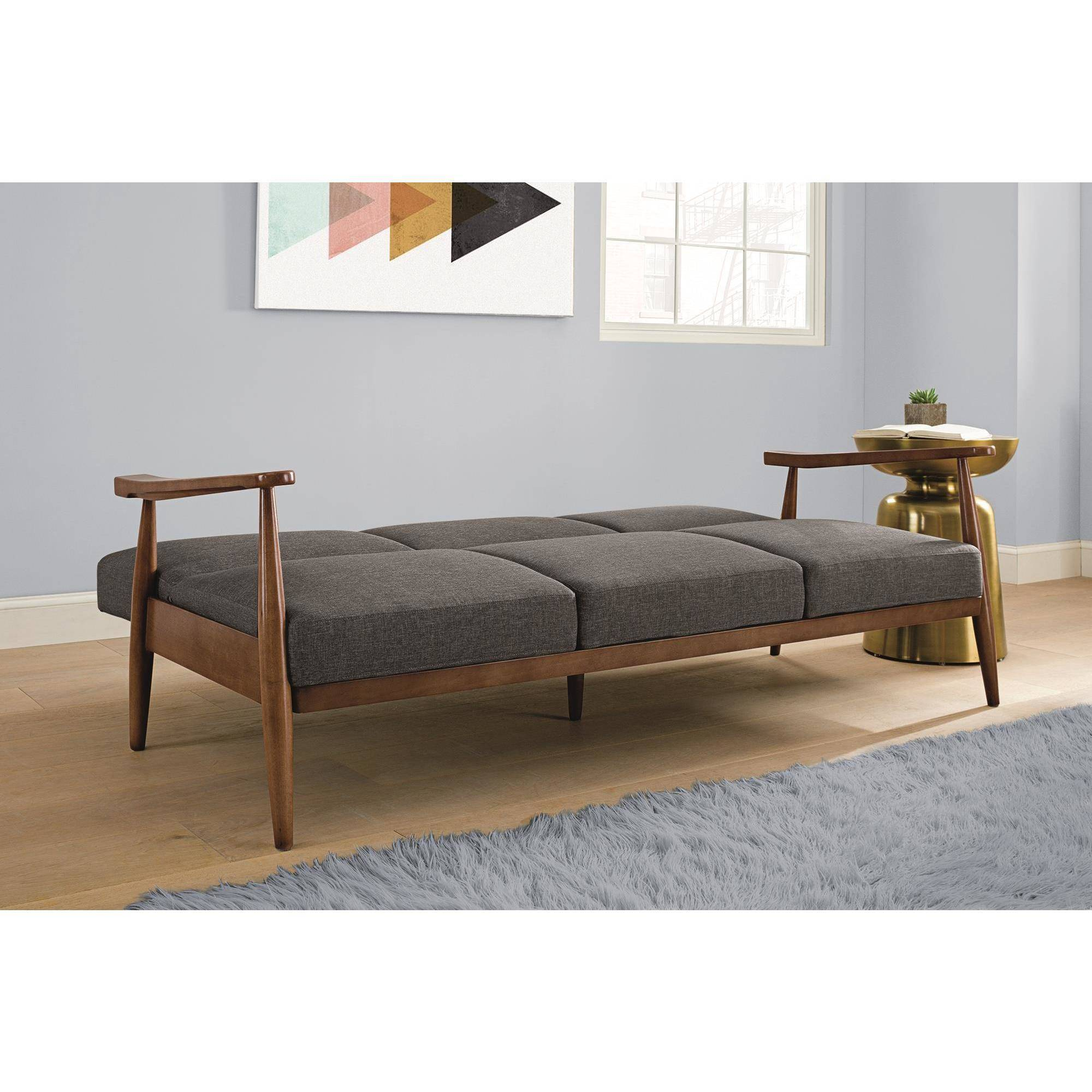 Better Homes And Gardens Flynn Mid Century Sofa Bed
