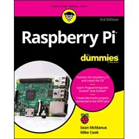 For Dummies (Computers): Raspberry Pi for Dummies (Paperback)