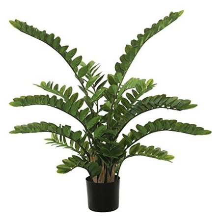 "Vickerman 52"" Potted Green Zamifolia Bush X 15 with 331 Leaves - image 1 de 1"