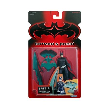 BATMAN & ROBIN:BATGIRL BATTLE BLADE BLASTER ACTION FIGURE](Batman And Robin Baby Grow)