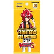 Cardfight Vanguard Fighters Collection 2016 Booster Pack
