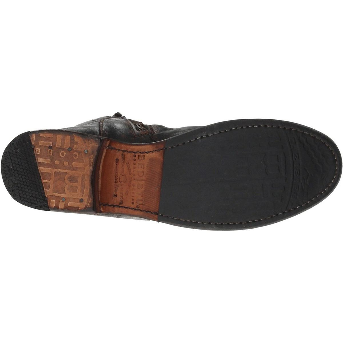 Bed Stu Women's Manchester Black Lux Boot