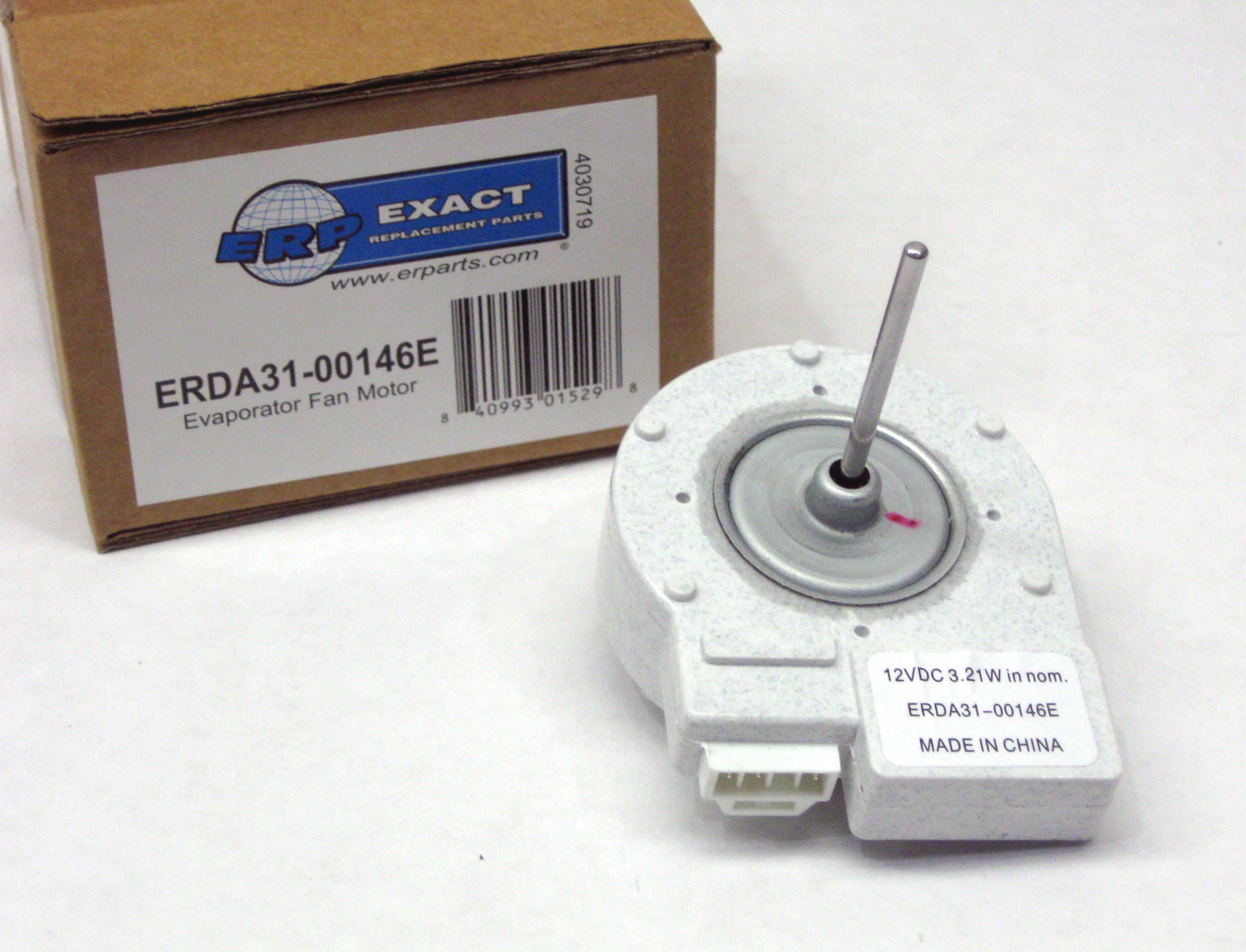 Exact Replacement Parts Erda31-00146e Evaporator Motor